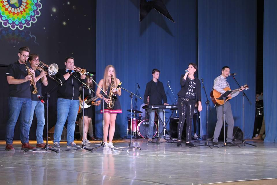 Гала-концерт XV Красногорского фестиваля молодежи породненных городов «Новый мир»